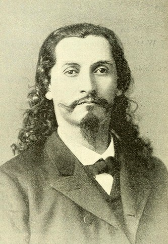This Is A Picture Of Cherokee Chief And Solidifier Nimrod Jarrett Smith