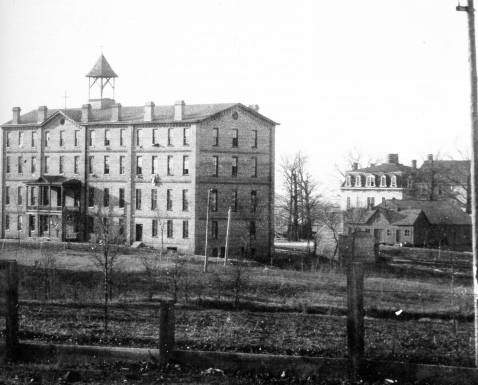 St. Augustine's College in 1900