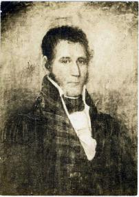 A lithograph of Blakeley from the N.C. Museum of History