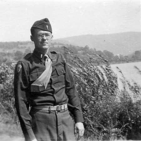 Captain E. H. Glenn Farthing