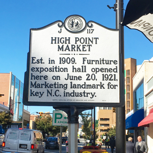 Furniture Market Firmly Rooted In High Point Nc Dncr