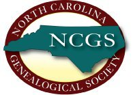 North Carolina Genealogical  Society Logo