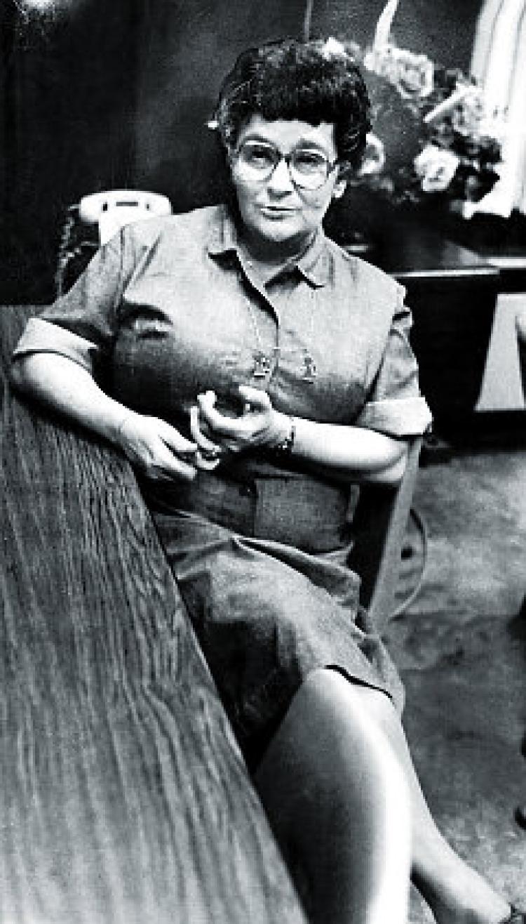 Velma Barfield, Serial Killer ...