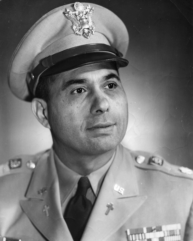 Gibson's Army portrait