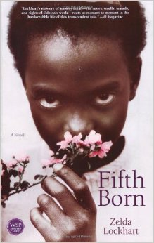 "Cover of ""Fifth Born"" by Zelda Lockhart"
