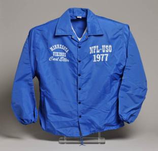 Carl Eller Vikings Jacket