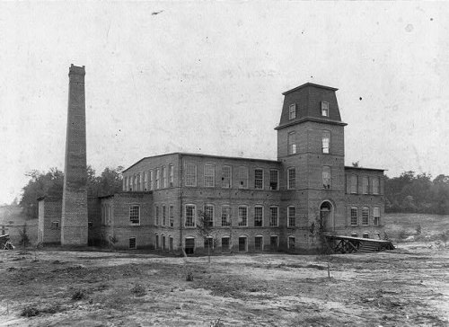 Coleman Manufacturing Building
