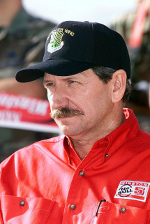 NASCAR Great Dale Earnhardt