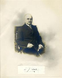 Edward Jones Hale, publisher of the Fayetteville Observer