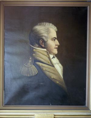 Governor benjamin Smith