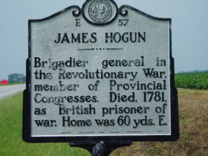James Hogun, Brigadier General in the Revolutionary War