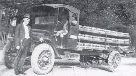 LD Peeler in a Truck