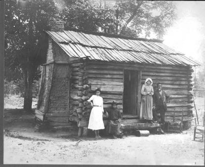 Lumbee Family Homestead