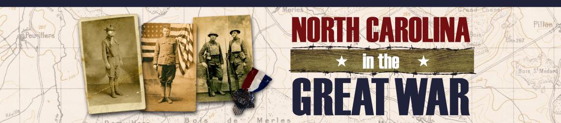 North Carolina in World War I