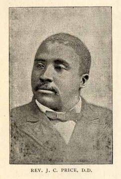 Reverend Joseph C. Price