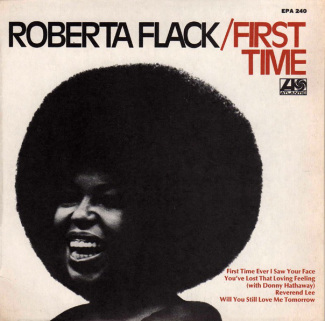 Roberta Flack First Time Album