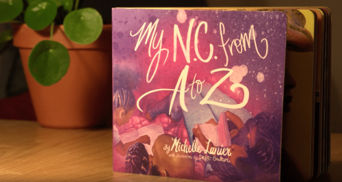 My N.C. from A to Z book