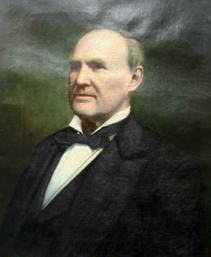 A portrait of Merrimon from the N.C. Museum of History