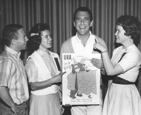 Soupy Sales in 1962