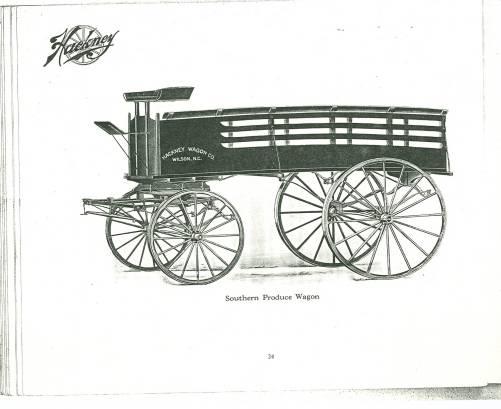 Southern Produce Wagon