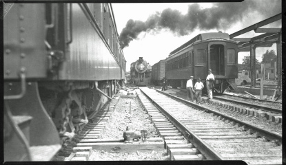 Southern Railway Trains similar to those involved in an accident near Wilmington on January 4, 1856