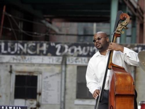 A North Carolina jazz musician