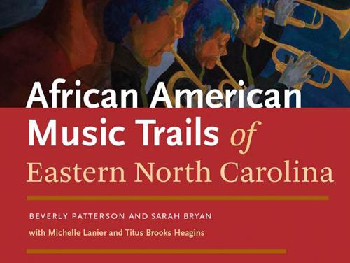 Part of the cover of the African American Museum Trails of Eastern North Carolina