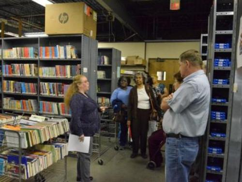 Audio Recording at the Library for the Blind and Physically Handicapped