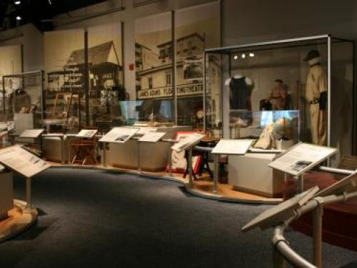 A Look Inside the Museum of the Albemarle in Elizabeth City