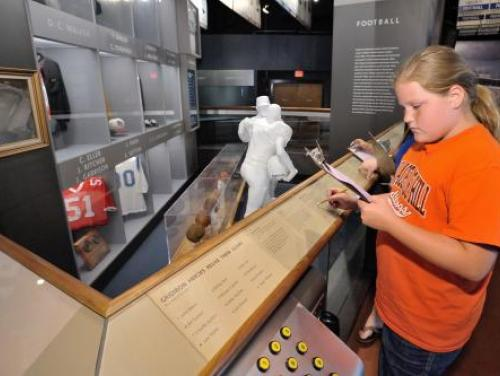 Visiting the Story of North Carolina at the N.C. Museum of History in Raleigh