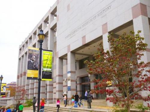 Raleigh field trips to the N.C. Museum of History
