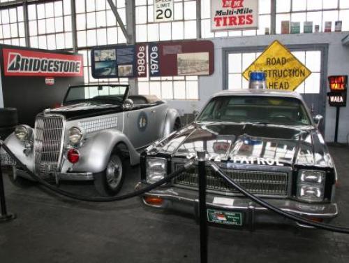 Transportation Museum Cars