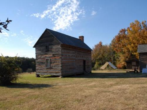 James K. Polk Historic Site