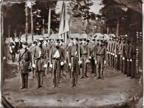 Confederate Civil War Soldiers from North Carolina