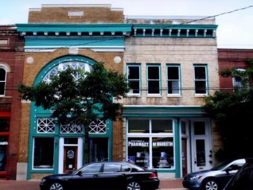 A historic tax credit project in downtown Warrenton