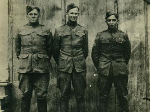 North Carolina World War I Soldiers