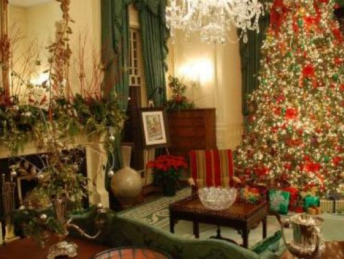 Nc Governors Mansion Christmas Tour 2019 North Carolina Executive Mansion | NC DNCR