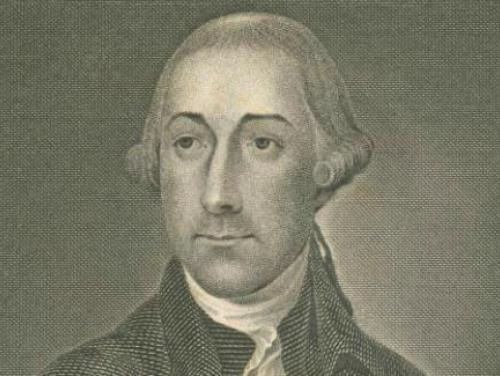 North Carolina signer of the Declaration of Independence, Joseph Hewes
