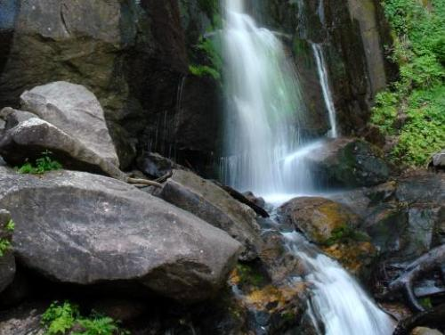 Waterfalls at South Mountains State Park