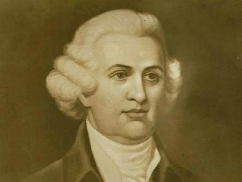 North Carolina signer of the Declaration of Independence, William Hooper