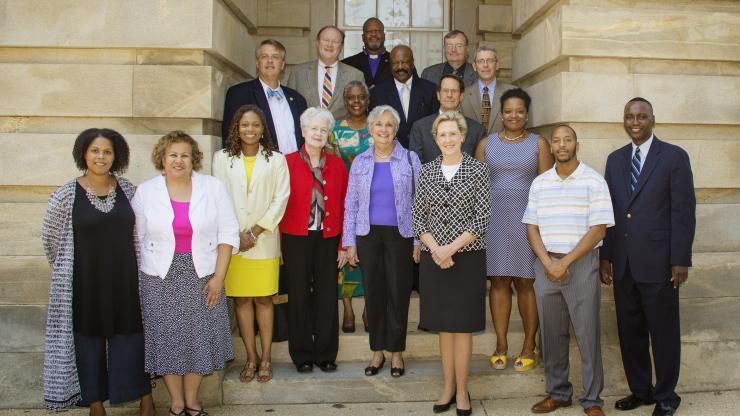 N.C. Historical Commission and the N.C. African American Heritage Commission