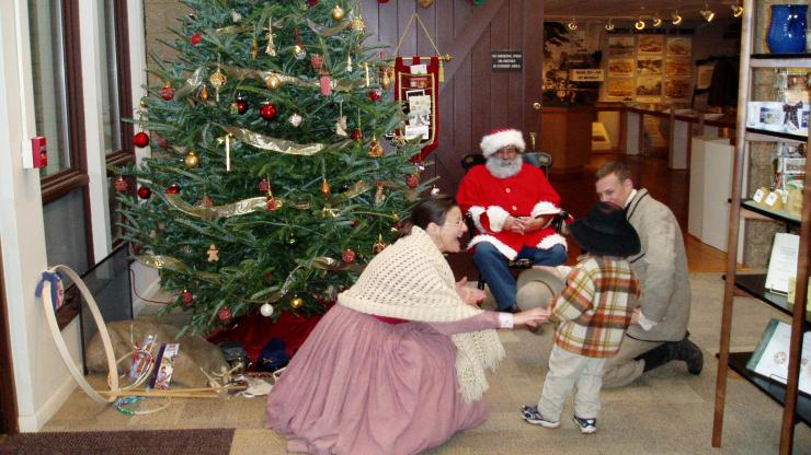 Bennett Place Recalls a Civil War Christmas Celebration Dec. 11 and 12