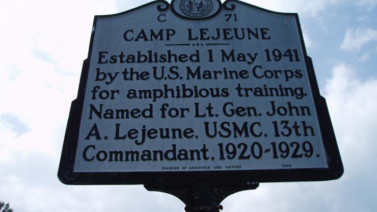 missing historical marker