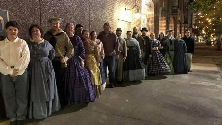 """CSS Neuse presents """"A Walk Through Christmas Past"""" examining the holiday during the Civil War."""