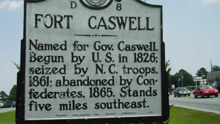Caswell marker