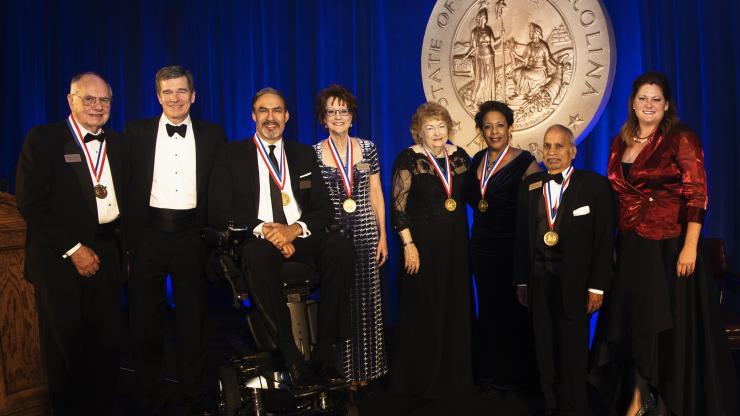 North Carolina Award winners