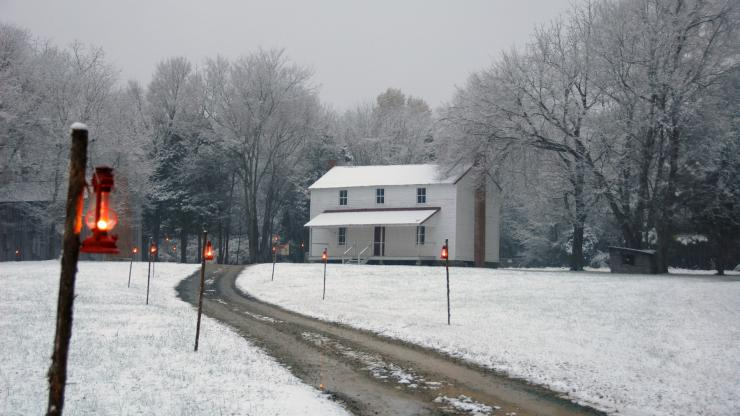 """Christmas at Stagville"" holiday open house"