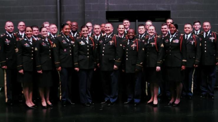 The 440th Army Band