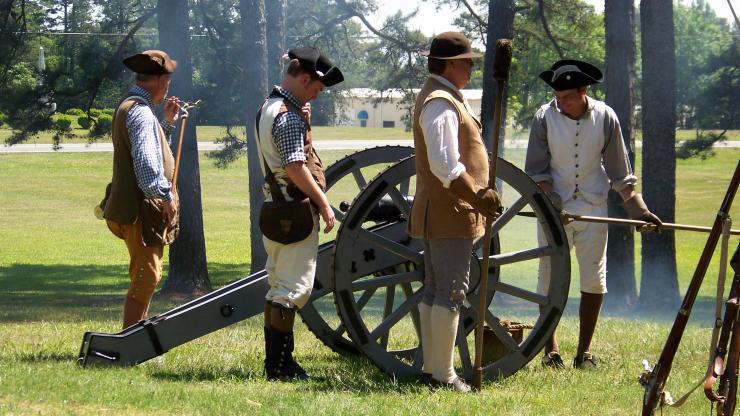 Alamance Battlefield State Historic Site