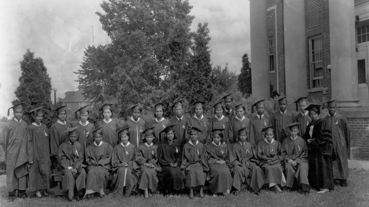 Palmer Memorial Institute Class of 1933